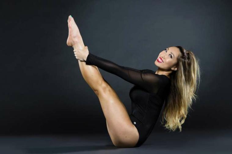 modelos fitness Cassey Ho