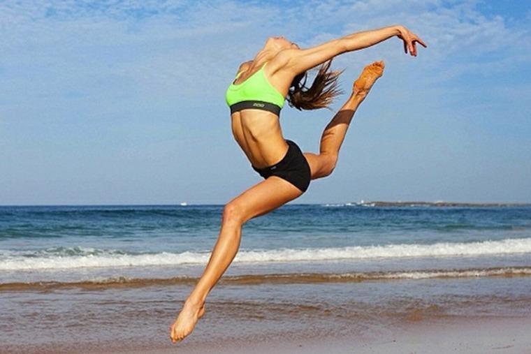 modelos fitness Amanda Bisk