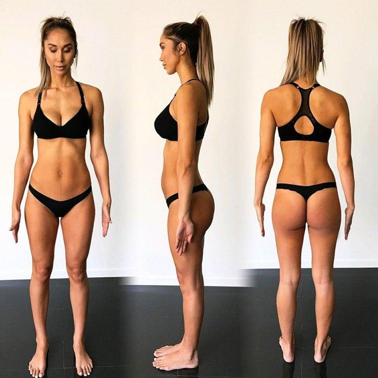 modelos fitness Chontel Duncan