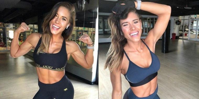 modelos fitness kelsey wells instagram