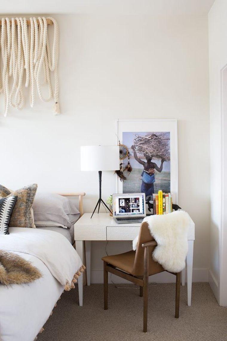 muebles auxiliares mesa-con-silla