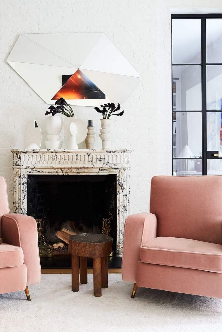 muebles-color-coral-ideas-originales