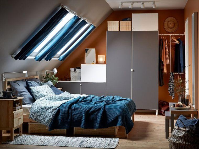 muebles para el dormitorio pequeño
