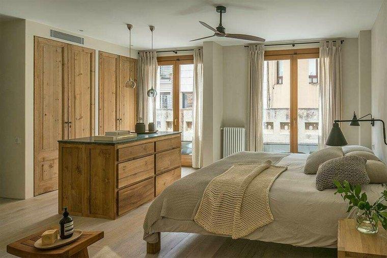 un dormitorio diseñado por room studio