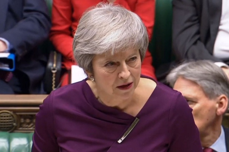 mujeres poderosas-Theresa-May-lista-forbes