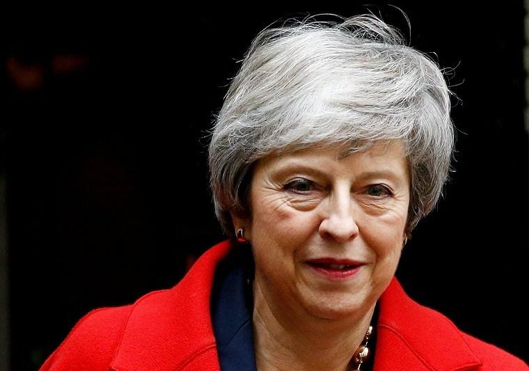 mujeres poderosas Theresa-May