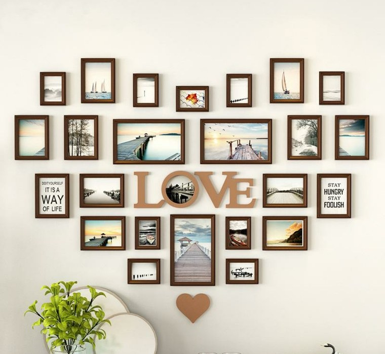 pared-decorada-con-fotos