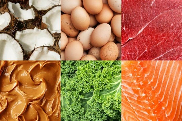 productos permitidos dieta cetogénica