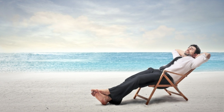 ralax  en la playa