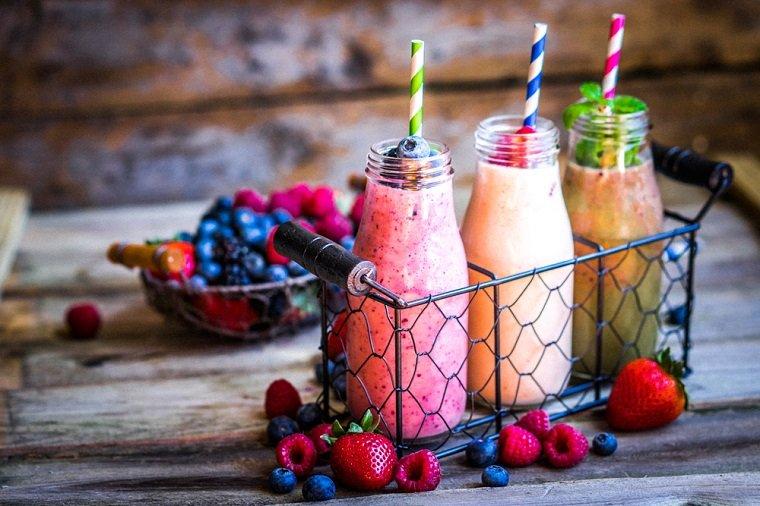 recetas de smoothies para yoga