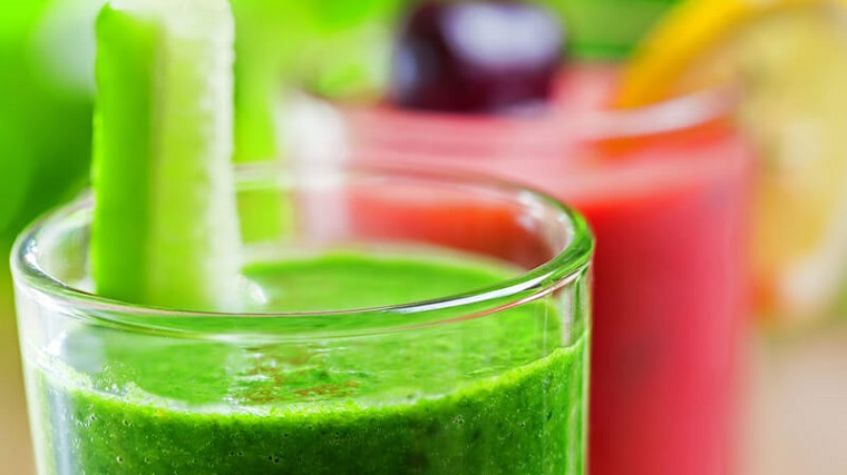 recetas-de-smoothies-yoga-verde