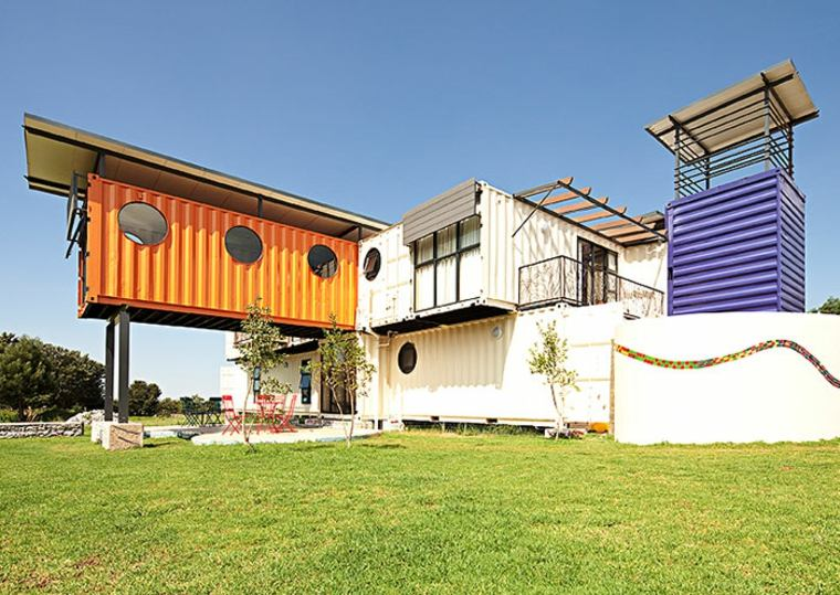 viviendas recicladas