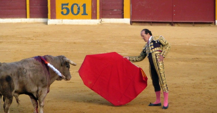 tauromaquia tradicional española