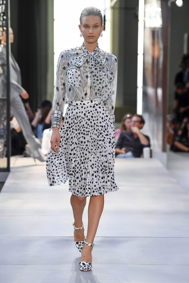 tendencias primavera verano 2019-diseno-Burberry-modelos