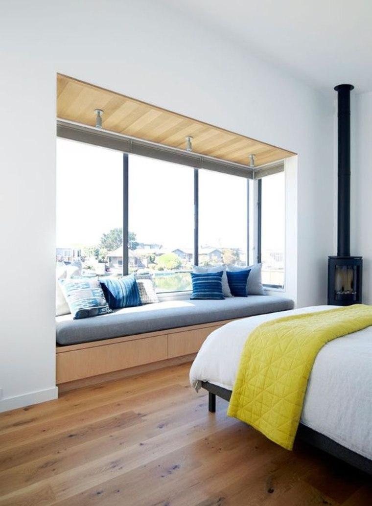 Muebles auxiliares de dormitorio. Ideas sobre cómo elegir y dónde colocarlos.