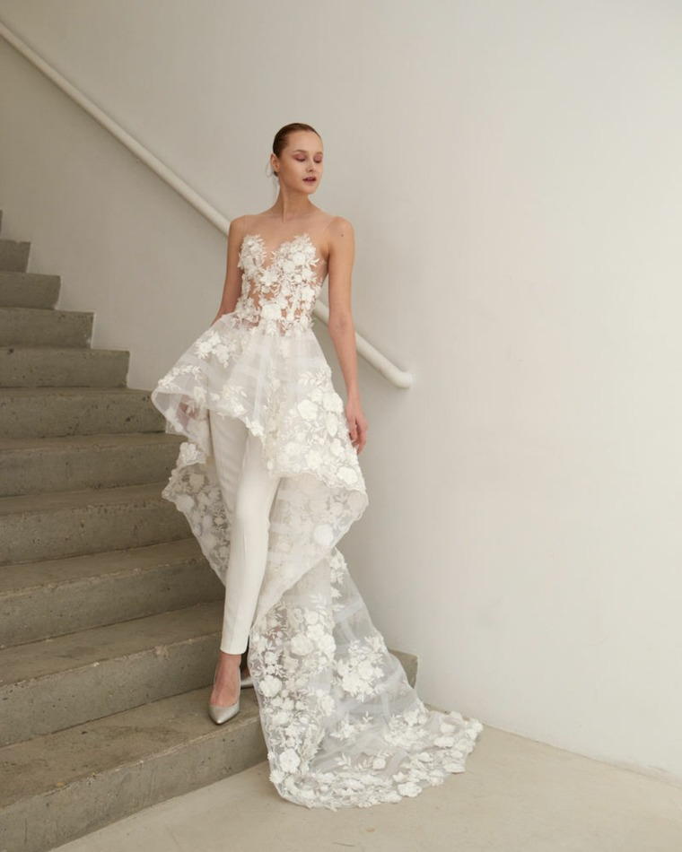 Vestidos De Novia 2019 Revisa Las Tendencias Para Esta