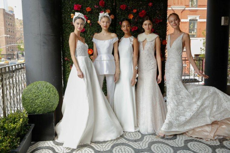 vestidos de novia 2019-colecciones