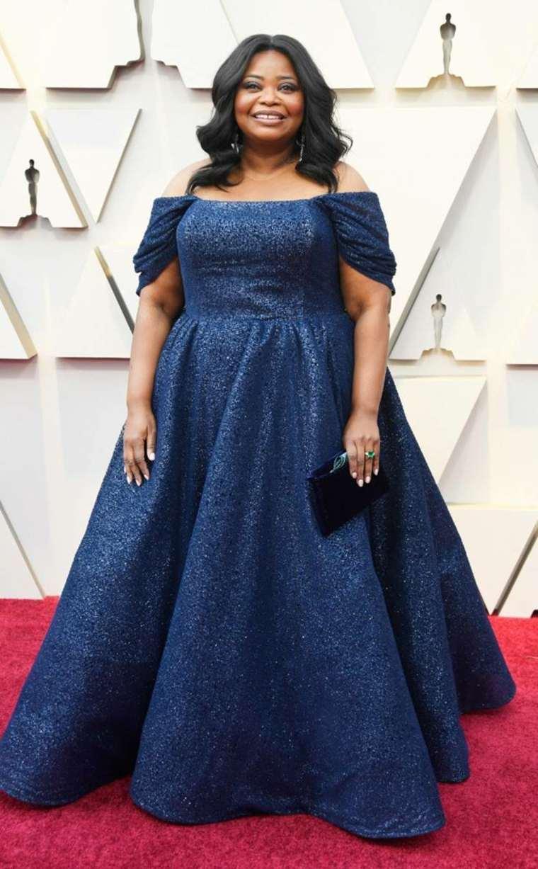 vestidos-oscar-2019-Octavia-Spencer
