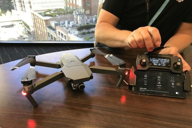 los mejores drones DJI Mavic Pro