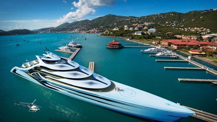 Yate de lujo-Acciona-Superyacht-Concept