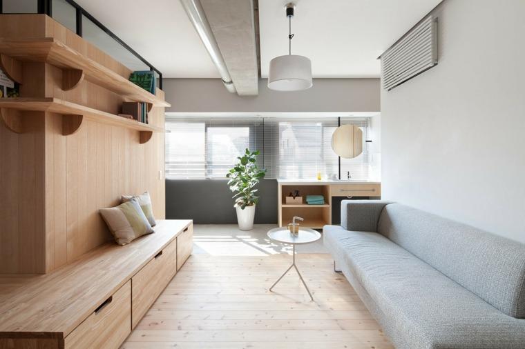almacenaje en espacios pequeños ideas