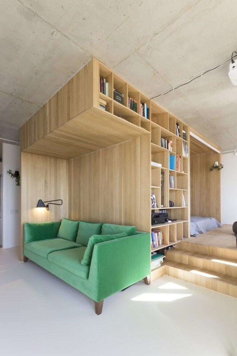 almacenaje en espacios pequeños