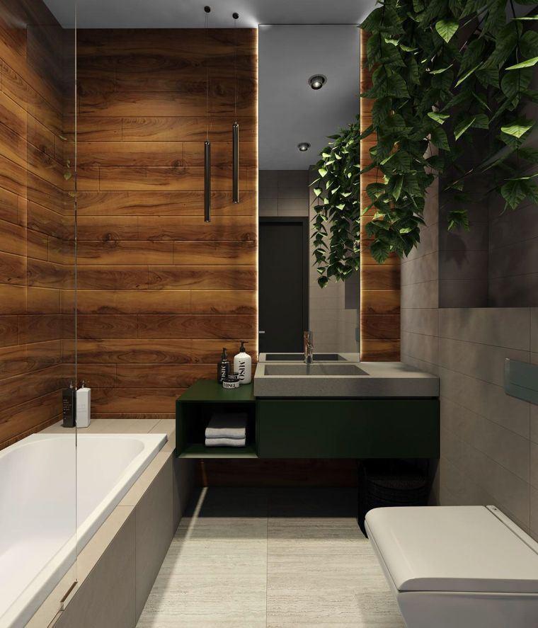 baldosas-imitan-madera-pared-bano
