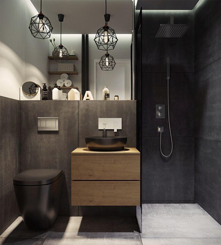 bano-ducha-estilo-oscuro