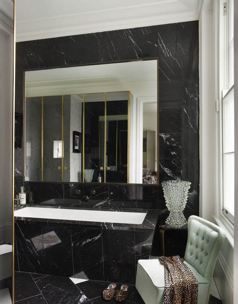 bano-moderno-marmol-negro