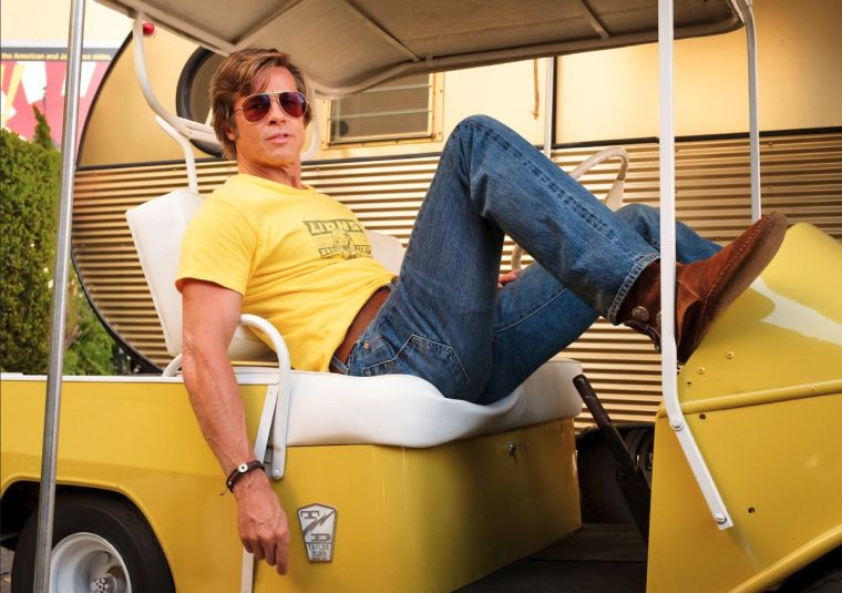 brad pitt-once-upon-a-time-in-hollywood