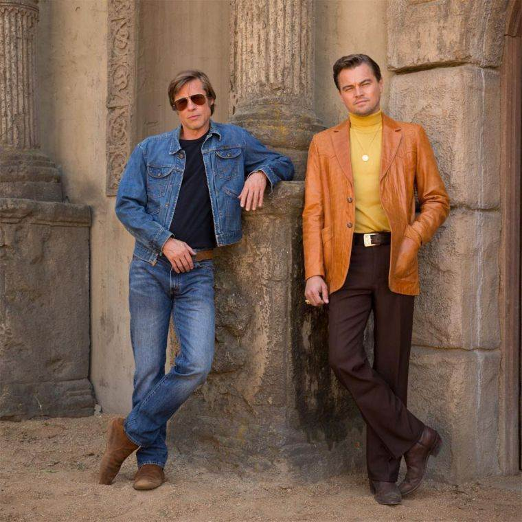 brad pitt-quentin-tarantino-once-upon-a-time-in-hollywood