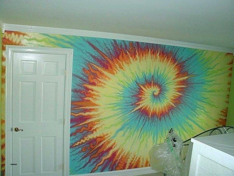 cómo pintar paredes idea original