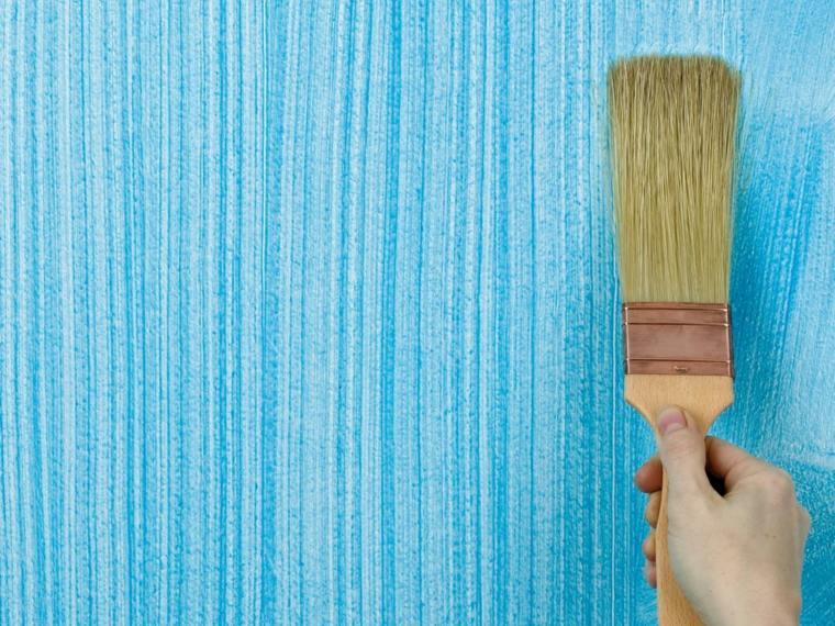 cómo pintar paredes trucos