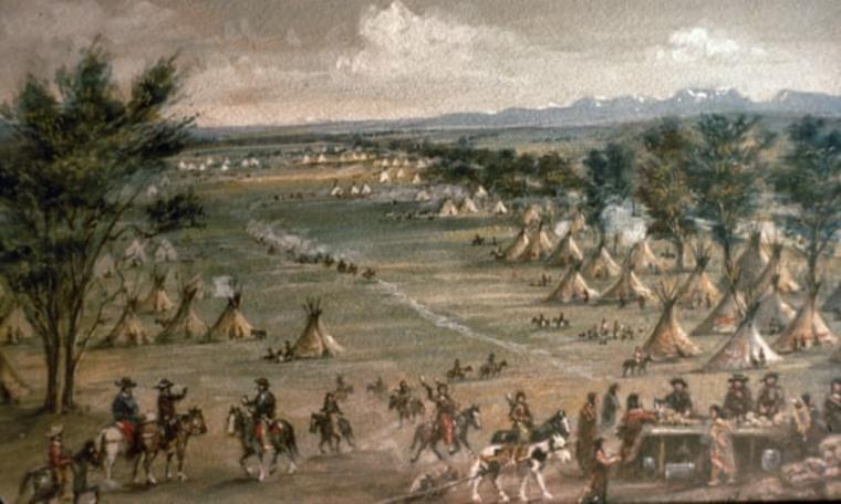 cambio climático población indígena