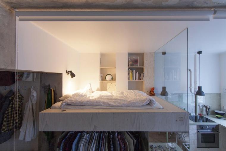 casa pequeña dormitorio