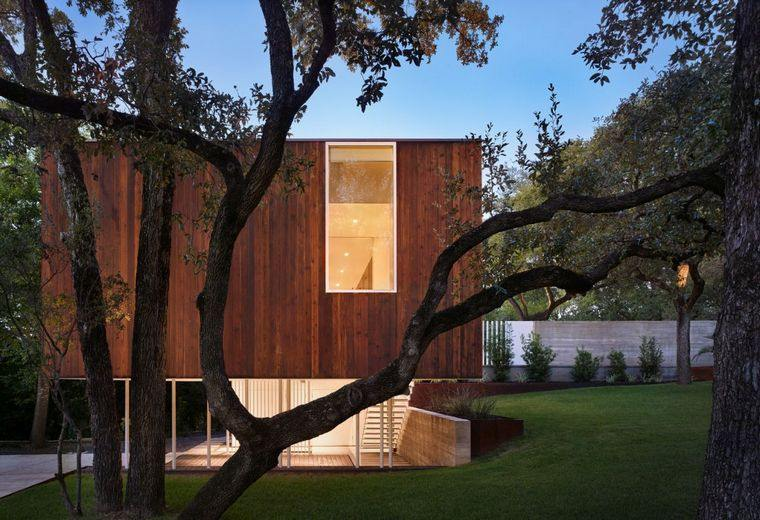 casas-minimalistas-modernas-Sugar-Shack-Austin