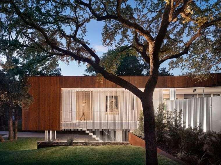 casas minimalistas modernas-Sugar-Shack-exterior