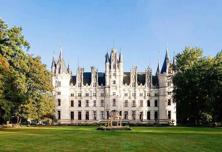 castillos-boda-chateau-de-challain-francia