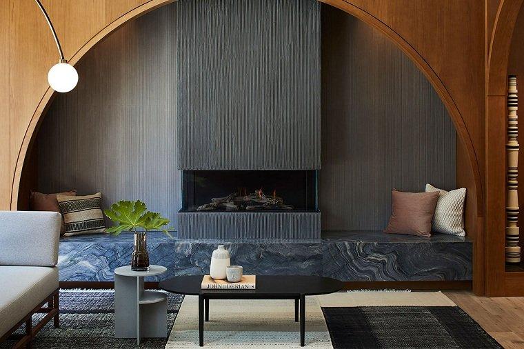 chimenea-moderna-piedra-negra