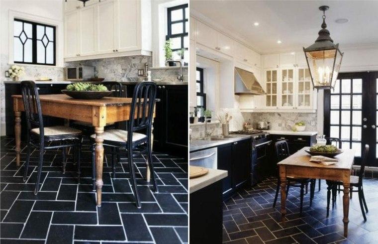 cocina-blanco-negro-opciones-estilo
