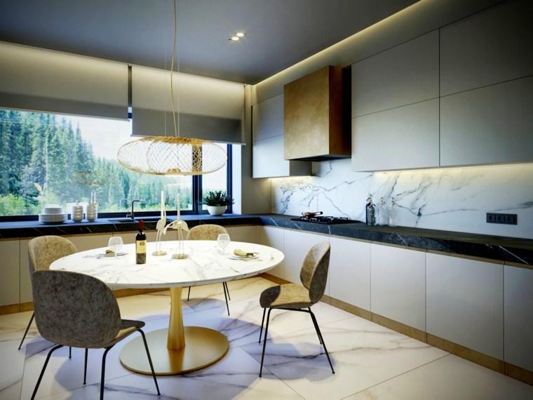 cocina-combinacion-marmol-salpicadero