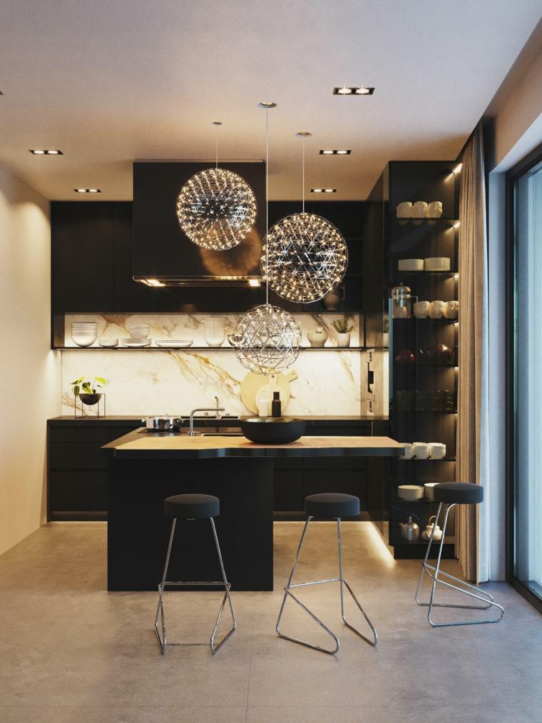 cocina-estilo-diseno-marmol-ideas