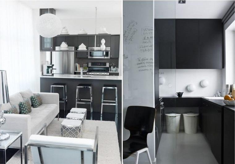 cocina-negra-contemporanea-minimalista