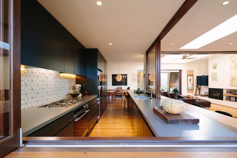 cocina-negra-davis-architects