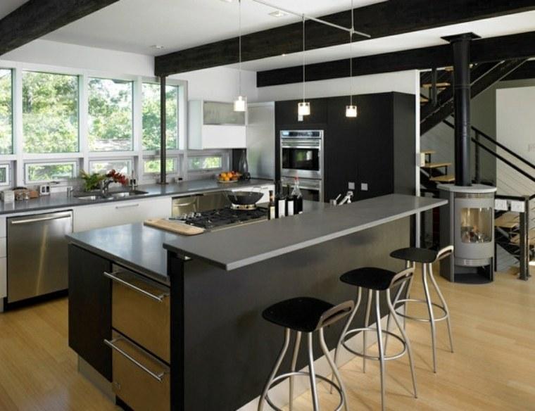 cocina negra-lda-architecture-interiors