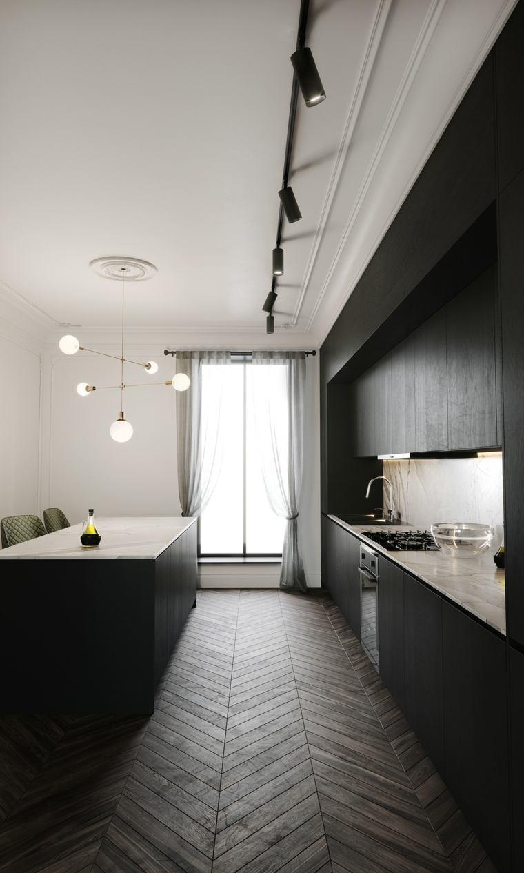 cocina-salpicadero-marmol-color-blanco