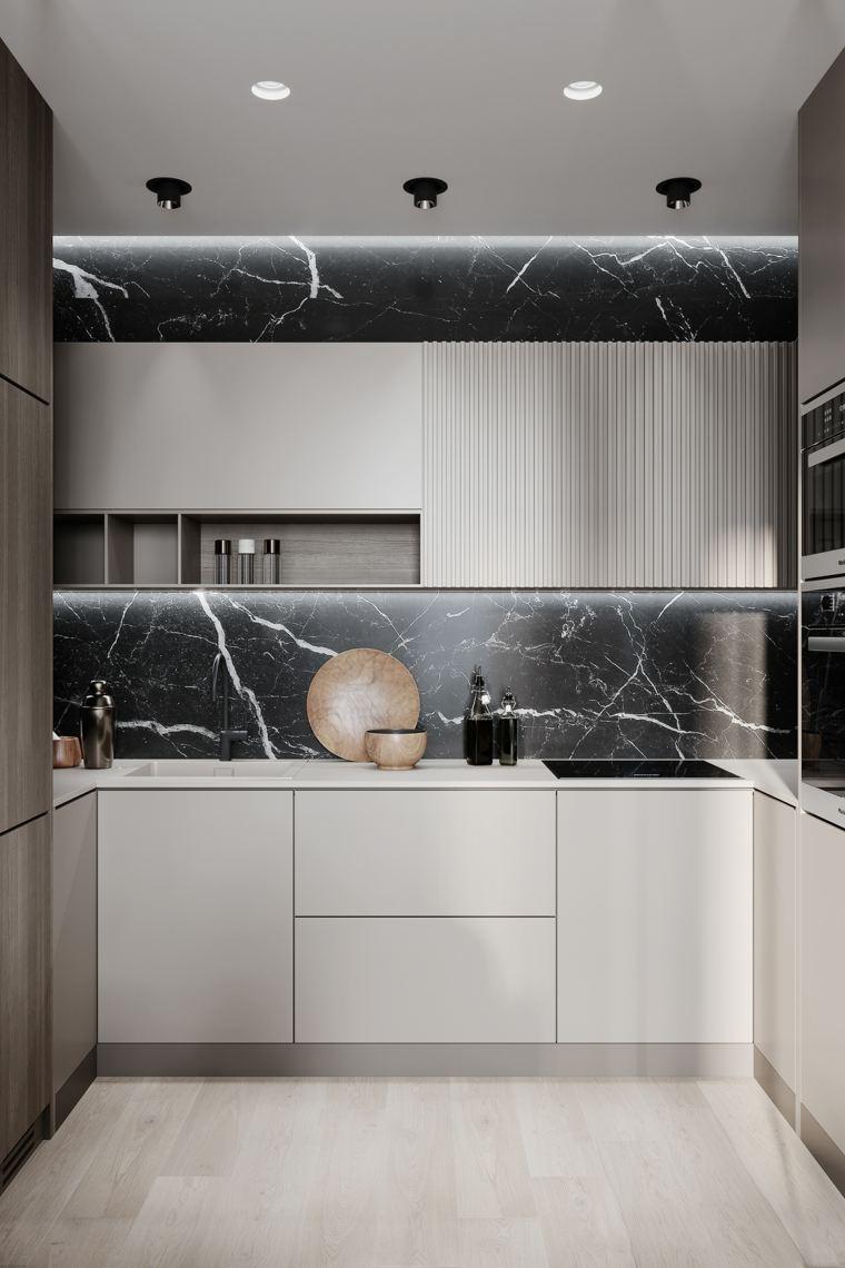 cocina-salpicadero-marmol-negro