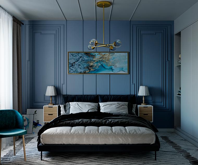color-azul-pared-dormitorio-opciones