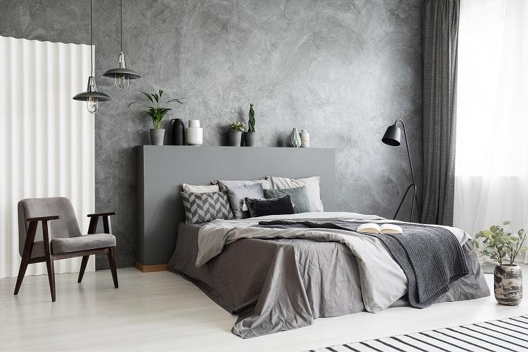 colores para dormitorios-diseno-gris-estilo