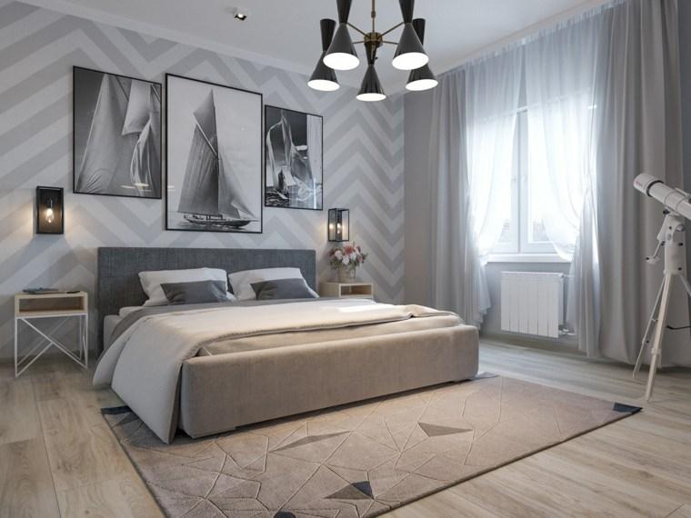 colores-para-dormitorios-diseno-rayas